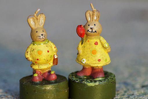 Bunny Girl, Female Hares, Hare, Wax, Waxy, From The Wax
