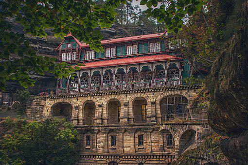 Architecture, Travel, Old, Tourism, Antiquity