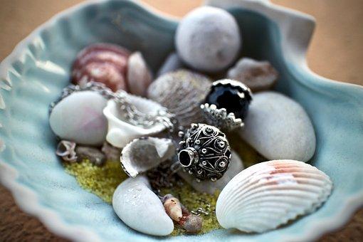 Necklace, Pendant, Shells, Jewelry, Precious, Beauty