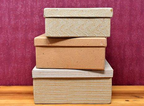 Cardboard Boxes, Cartons, Cardboard, Packaging