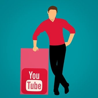Youtube, Social, Media, Youtuber, Channel, Video, Sign
