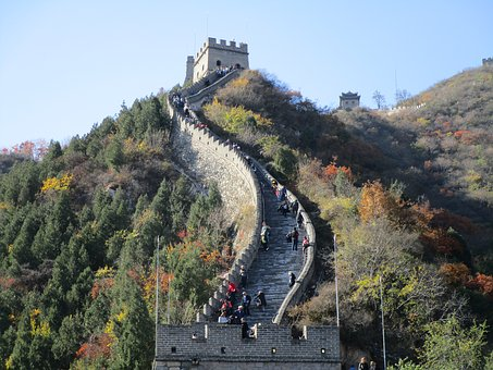 Great Wall, China, Wonder Of The World, Tourism