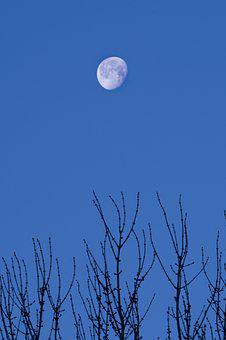 Sky, Nature, Moon, Desktop, Outdoors