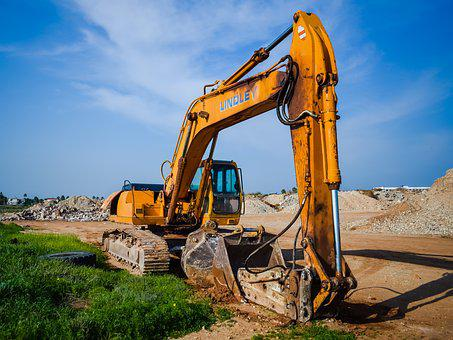 Heavy Machine, Equipment, Machinery, Construction