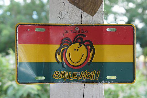Shield, Caribbean, Nevis, Smily, Beach, Good Mood