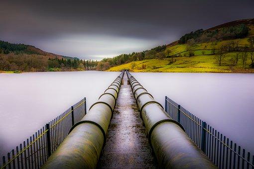 Ladybower Reservoir, Upper Derwent Valley, Derbyshire