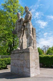 Statue, Sculpture, Monument, Stone, Architecture