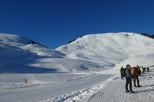 Snow, Mountain, Winter, Nature, Nistos