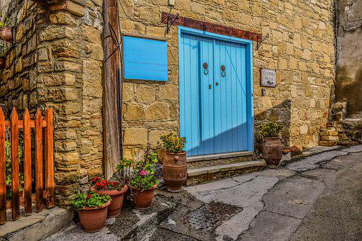 Architecture, House, Old, Door, Traditional, Entrance