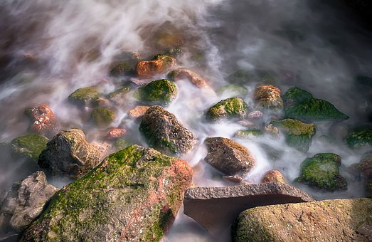 Outdoors, Nature, Body Of Water, Rock, Landscape, River