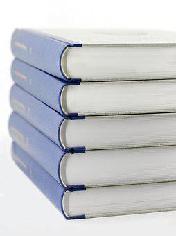 Book Stack, Stack, Literature, Education, Page, Book
