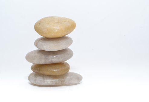 Balance, Stones, Pebbles, Wellness, Sauna, Therapy
