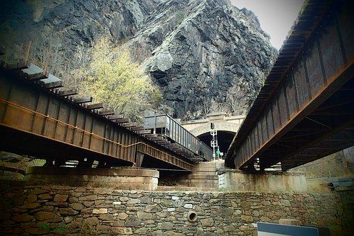 Bridge, Water, River, Travel, Architecture