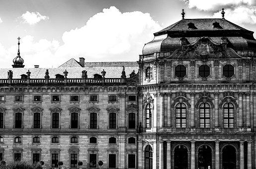 Architecture, Travel, Old, Building, Palace, Facade