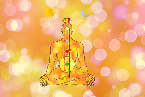 Chakra, Energy Centres, Body, Center, Yoga