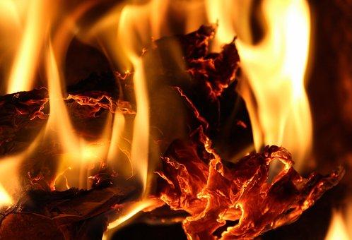 Burn, Hot, Burned, Light, Heat, Flames, The Flame