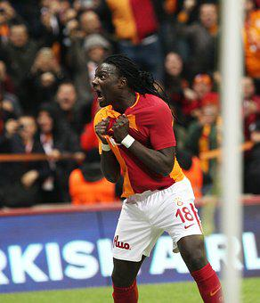 Bafetimbi Gomis, Galatasaray, Super League, Lion