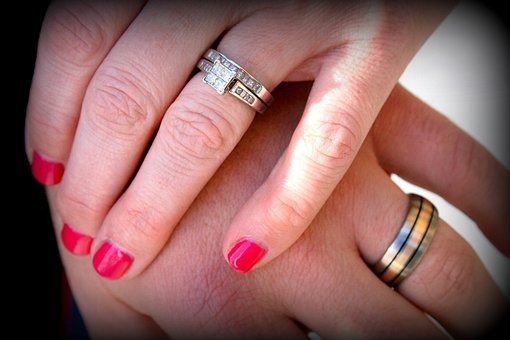 Hand, Woman, Love, Wedding, Wedding Rings, Marriage