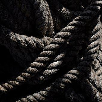 Rope, Node, Bandaged, Nautical, Marine, Water, Summer