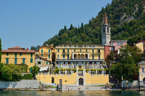 Architecture, Building, Travel, Water, Old, Town