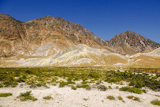 Nature, Landscape, Travel, Sky, Mountain, Sand, Summer