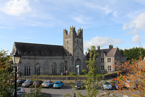 The Black Abbey, Religious, Holy, Architecture, Church