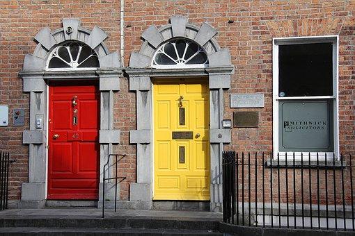 Traditional Door, Door, Landmarks
