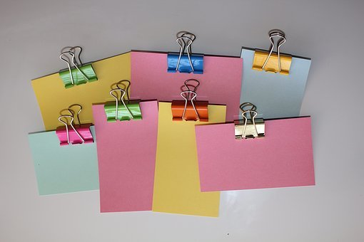 Post It, Paper, Business, Memos, Clip, List, Make Note