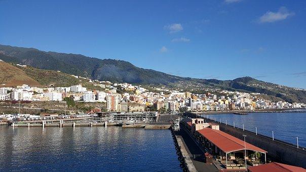 Port, Santa Cruz De La Palma, La Palma, Canary Islands