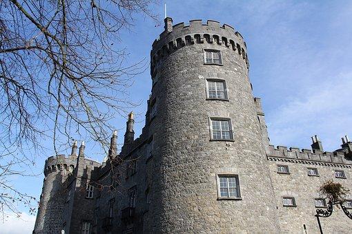 Kilkenny Castle, Castle, Kilkenny, Ireland