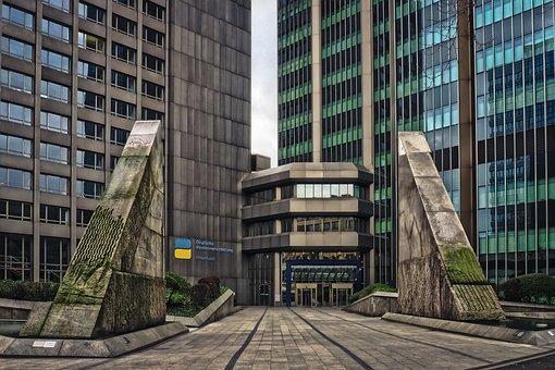 Architecture, Modern, Building, Facade, Home, Mirroring