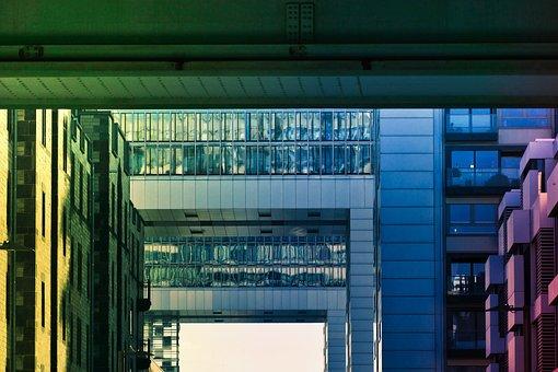 Company, Architecture, Horizontal, City, Glass, Modern