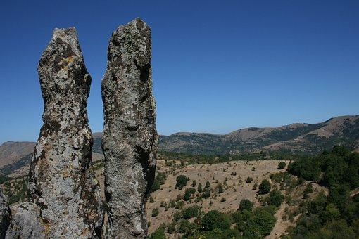 Nature, Travel, Sky, Landscape, Mountain, Rock