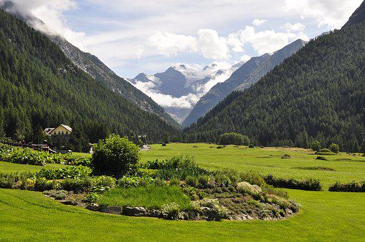 Mountain, Nature, Landscape, Valle, Travel