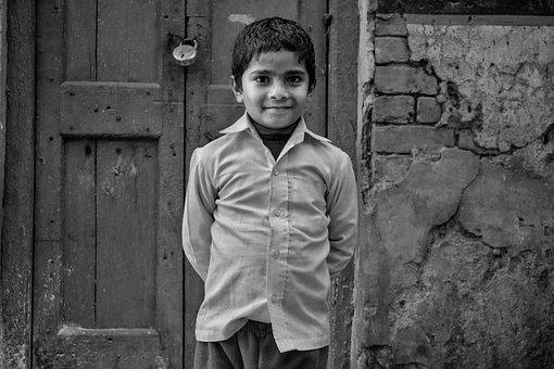 People, Portrait, Child, Facial Expression, Boy, Adult