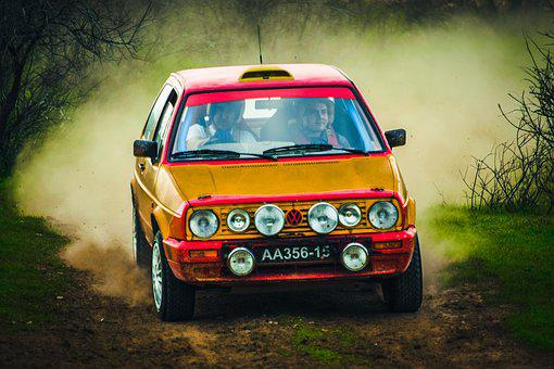Car, Vehicle, Hurry, Road, Rally, Drive, Competition