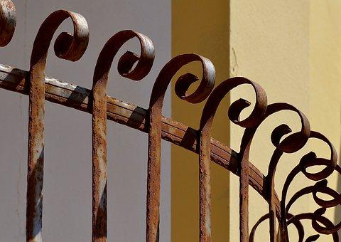Rust, Art, Steel, Rusty, Iron, Outdoors, Antique