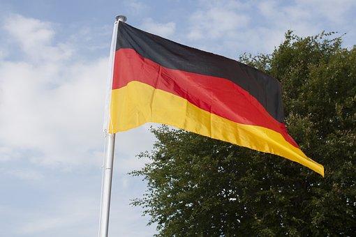 Flag, Wind, Patriotism, Freedom, Flagpole, Sky, Pride