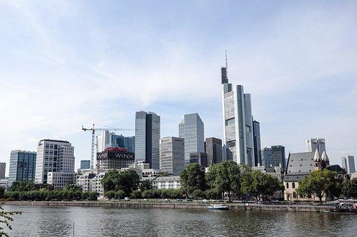 Skyscraper, City, Architecture, Skyline