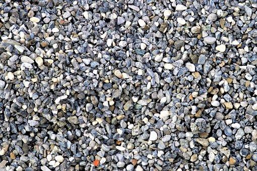 Gray, Model, Texture, Stone, Gravel, Minor, Rock