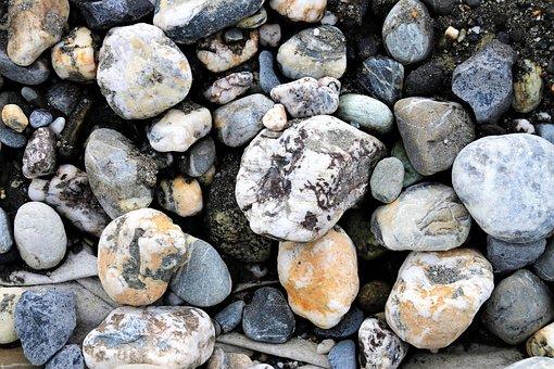 Gray, Close Up, Stone, Rock, Texture, Nature, Model