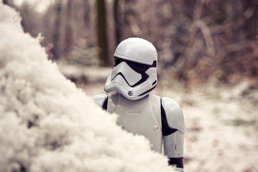 Figure, Star Wars, Science Fiction, Toys, Starwars
