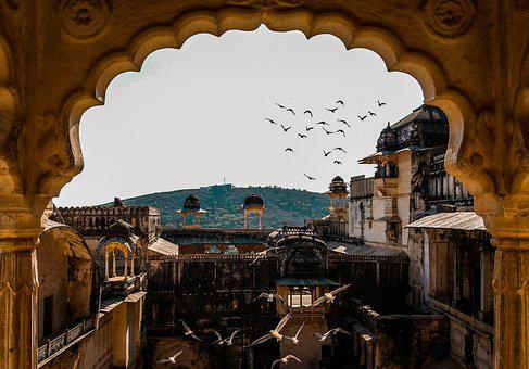 Architecture, Travel, City, Building, Old, Rajasthan
