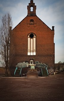 Lost Places, Chapel, Leave, Decay, Old, Ruin, Lapsed