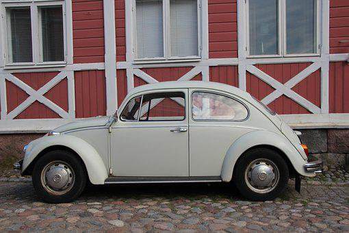 Car, Vehicle, Transportation System, Classic, Beetle