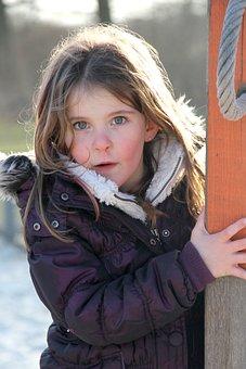 Winter, Portrait, Girl, Cold, Human, Face, Woman