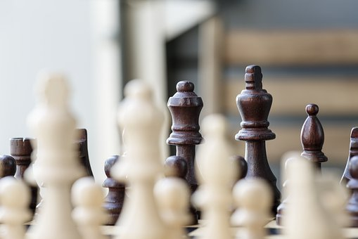 Chess, Pawn, Gameplan, Queen, Mate, Business