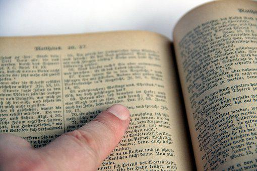 Book, Holy, Scripture, Gospel, Spirituality, Paper, God