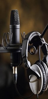 Equipment, Headset, Microphone