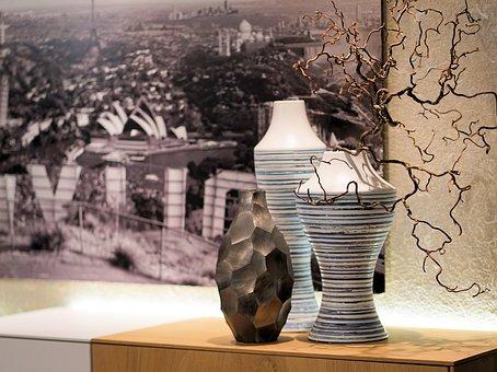 Image, Flower Vase, Interior Design, Living Room, Room